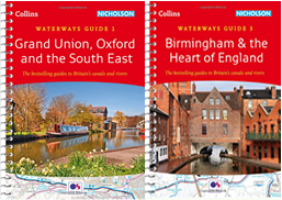 Buy Canal Maps & Guides