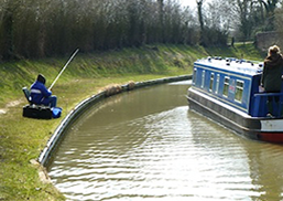 Fishing on a Canal Holiday