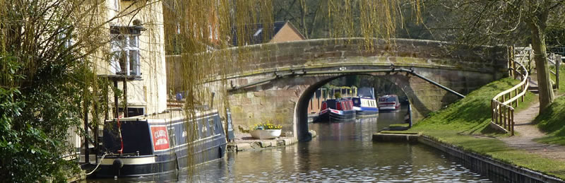 Narrow Boat Locations